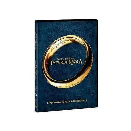 Galapagos films Władca pierścieni powrót króla - edycja rozszerzona (2bd) 7321999322748 (7321999322748)