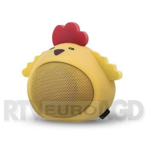 Głośnik bluetooth FOREVER ABS-100 Sweet Animal Chicken Chicky, FOREVER SWEET ANIMAL CHICKEN CHICKY ABS-