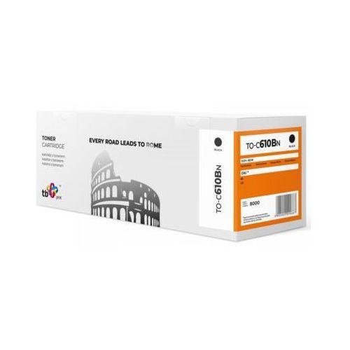 TB Print Toner do OKI C610 TO-C610BN czarny 100% nowy, 1_688349