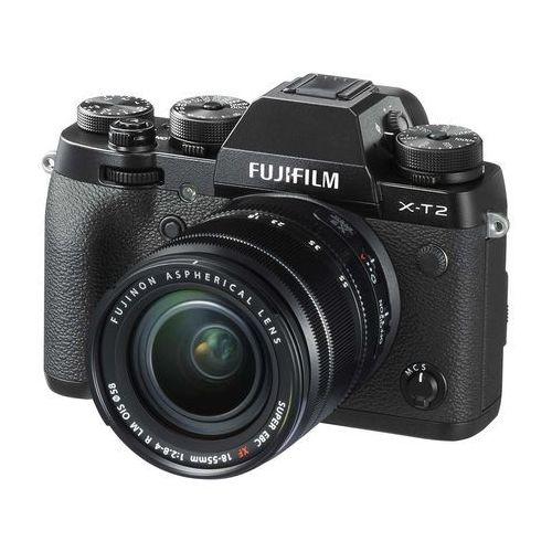 FujiFilm FinePix XT2, aparat