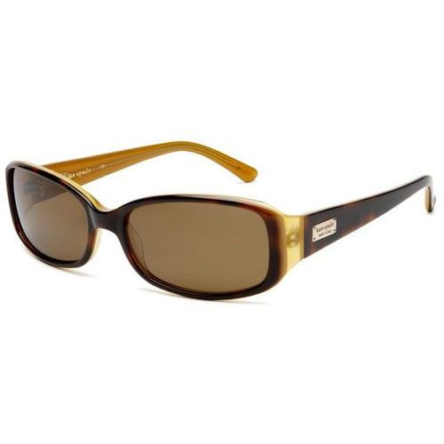 Okulary Słoneczne Kate Spade Paxton/N/S Polarized EE2P VW, kolor żółty