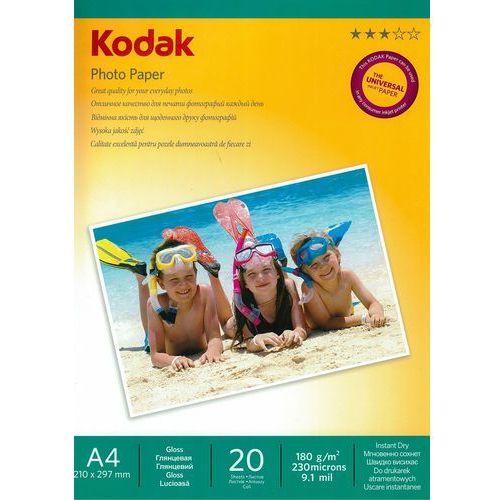 Kodak Papier inkjet 180g super glossy a4
