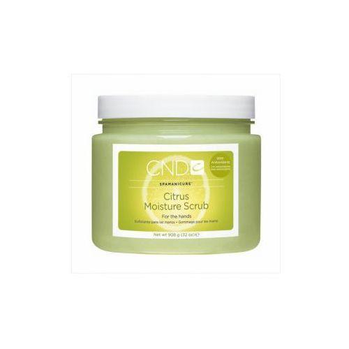 citrus moisture scrub 905ml/ 765g marki Cnd
