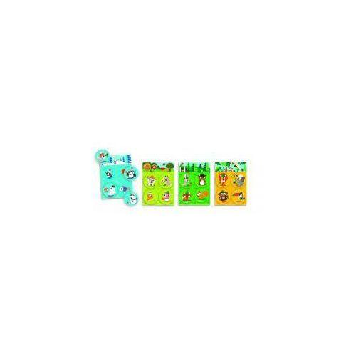 Drewniane Lotto Zwierzątka - sprawdź w wybranym sklepie