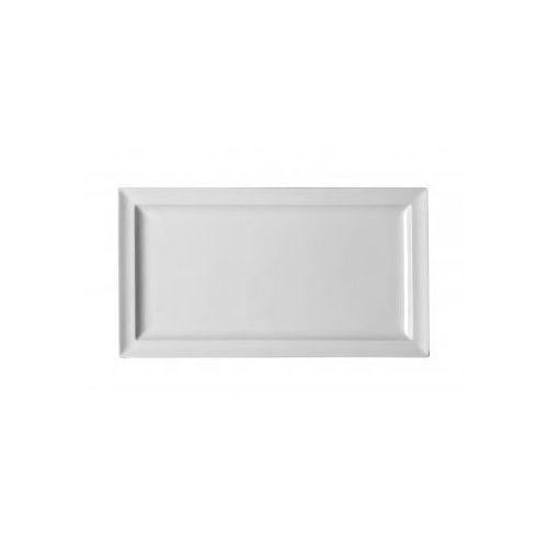 Talerz płaski prostokątny Classic Gourmet | różne wymiary | 21x7 cm - 38x21 cm