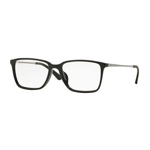 Ray-ban Okulary korekcyjne rx5343d highstreet asian fit 2000