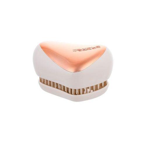 Tangle Teezer Compact Styler szczotka do włosów 1 szt dla kobiet Rose Gold Cream