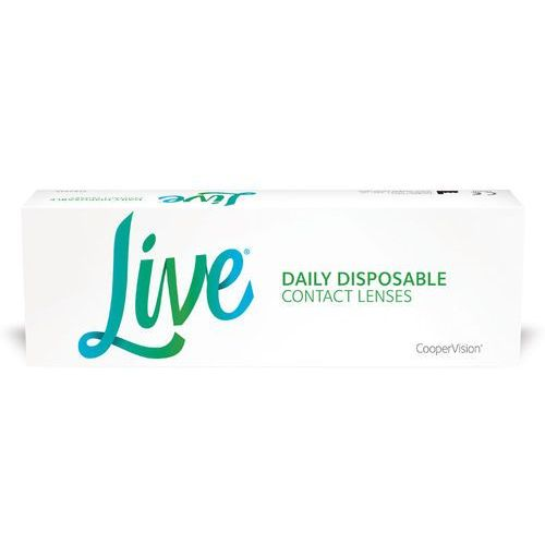 Live daily disposable 90 szt. marki Cooper vision