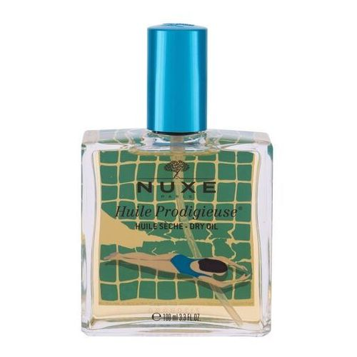 Nuxe huile prodigieuse limited edition multi-purpose dry oil olejek do ciała 100 ml dla kobiet blue