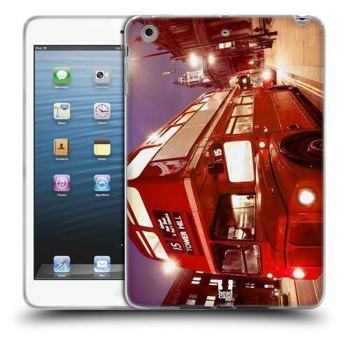 Head case Etui silikonowe na tablet - najlepsze miejsca czerwony autobus w londynie