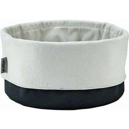 Pojemnik na pieczywo Stelton biało-czarny (5709846006027)
