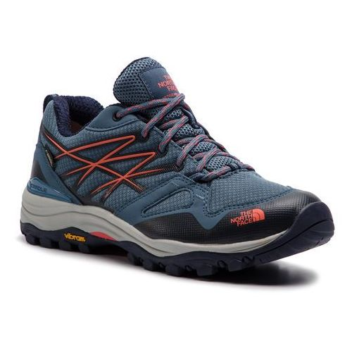 The north face Trekkingi - hedgehog fastpack gtx (eu) gore-tex t0cxt4c2n china blue/fiesta red