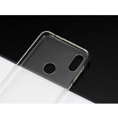 Etuo ultra slim Motorola one - etui na telefon ultra slim - przezroczyste