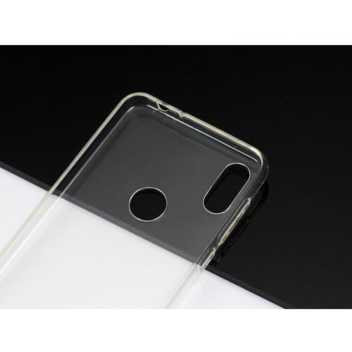 Motorola One - etui na telefon Ultra Slim - przezroczyste