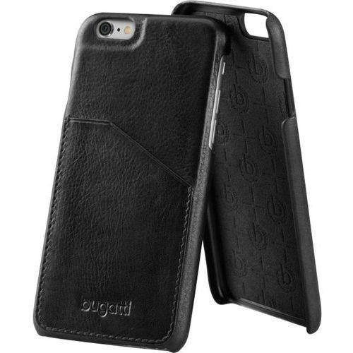 Bugatti Pokrowiec na tył iphone 26305, snap case londra, pasuje do modelu telefonu: apple iphone 7, czarny