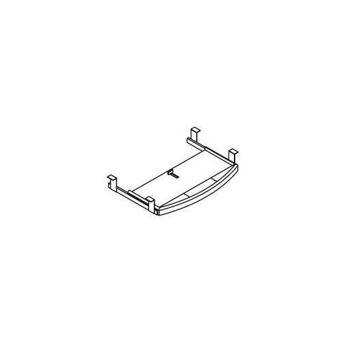 Svenbox Półka pod klawiaturę c01si wymiary: 61x40x8,5 cm - podwieszana