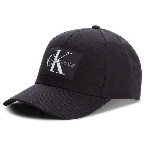 Czapka z daszkiem CALVIN KLEIN JEANS - J Monogram Cap M K40K400752 016, kolor czarny