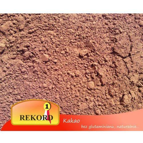 Rekord - producent przypraw Przyprawa kakao alkalizowane 10-12% tłuszczu 1kg. Najniższe ceny, najlepsze promocje w sklepach, opinie.