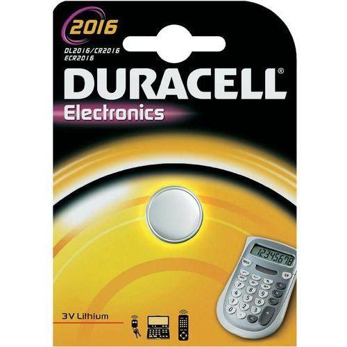 Duracell Bateria litowa mini  cr2016 dl2016 ecr2016 (5000394033948)