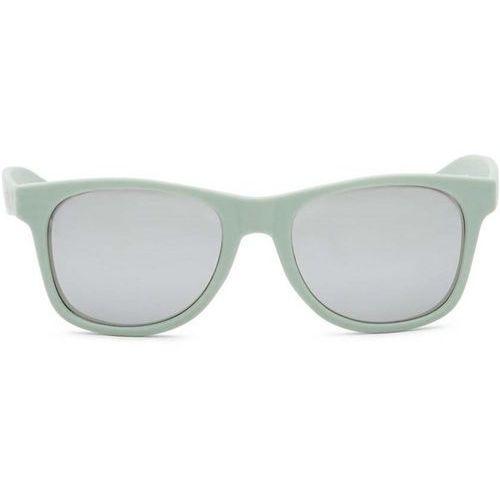 okulary słoneczne VANS - Spicoli 4 Shades Split Green Fro (M29) rozmiar: OS