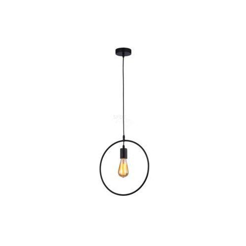 SPOT-LIGHT CARSTEN Lampa wisząca 1xE27 60W, czarny, metal, 330x900 mm 1650104, 1650104