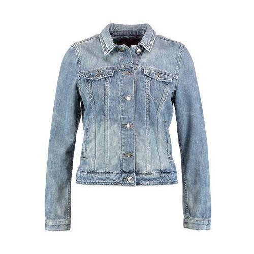 s.Oliver RED LABEL Kurtka jeansowa blue denim, bawełna