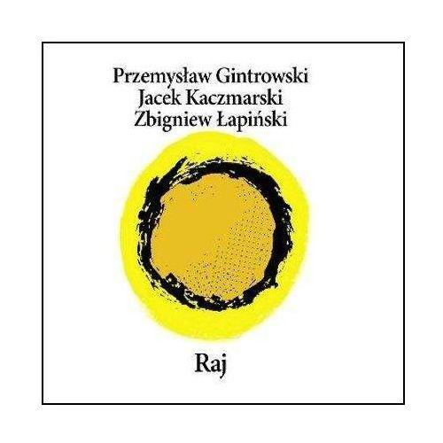 Jacek Kaczmarski, Zbigniew Łapiński, Przemysław Gintrowski - RAJ (RE-EDYCJA), 9127672