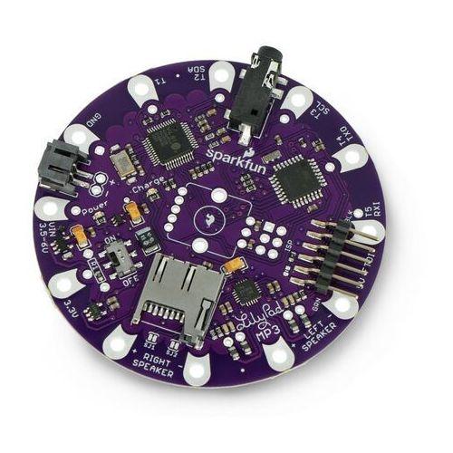 LilyPad MP3 - odtwarzacz MP3 - SparkFun DEV-11013