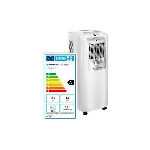Klimatyzator przenośny pac 2010 x marki Trotec