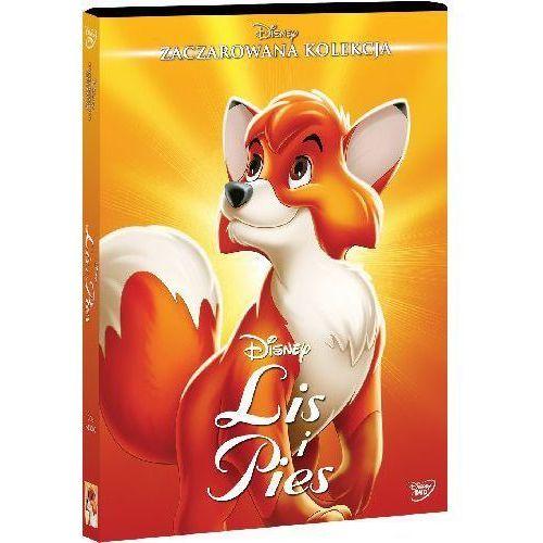Disney. Zaczarowana kolekcja. Lis i pies. DVD