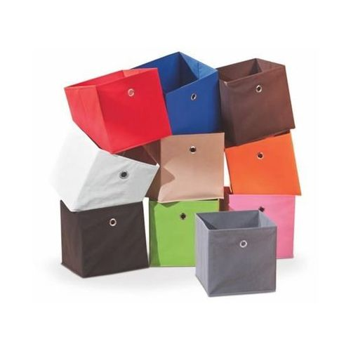 Style furniture Meg kolorowe pudło do mebli brązowe