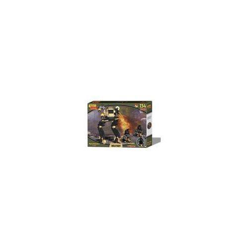 Best lock Klocki military robot 134 elementy
