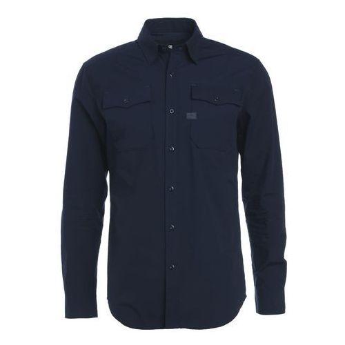 GStar LANDOH SHIRT L/S Koszula mazarine blue, S-XL