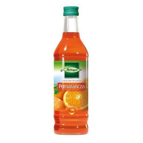 Owocowa spiżarnia syrop pomarańcza 550g marki Herbapol lublin