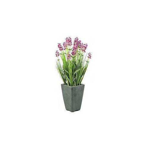Europalms Lavender, rosé in pot, 45cm, Sztuczna roślina - sprawdź w wybranym sklepie