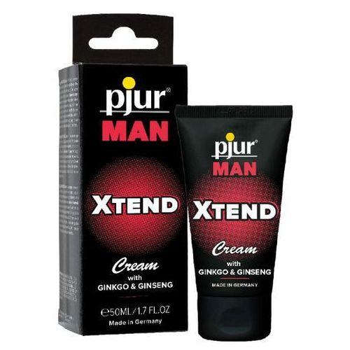 Krem stymulujący pjur man xtend cream 50 ml   100% dyskrecji   bezpieczne zakupy marki Pjur (ge)