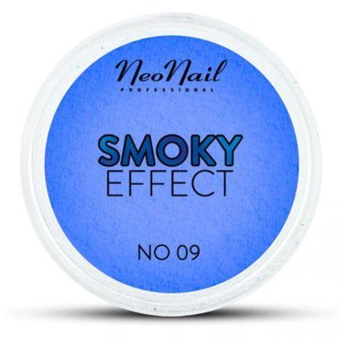 OKAZJA - smoky effect pyłek no 09 (granatowy) marki Neonail