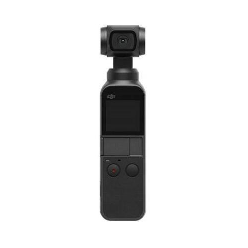 Kamera sportowa DJI Osmo Pocket Czarny + MicroSDHC 32GB DARMOWY TRANSPORT (5901443251958)