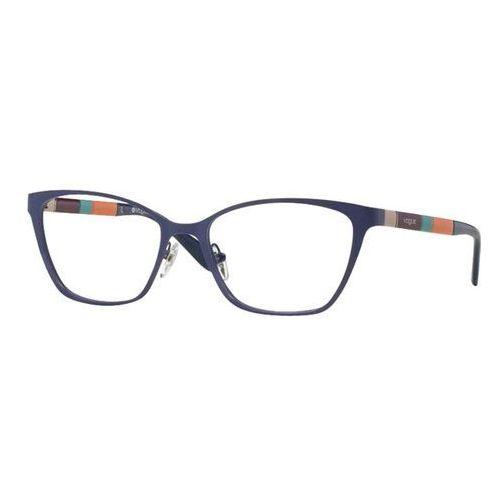 Vogue eyewear Okulary korekcyjne  vo3975 colorbands 982s