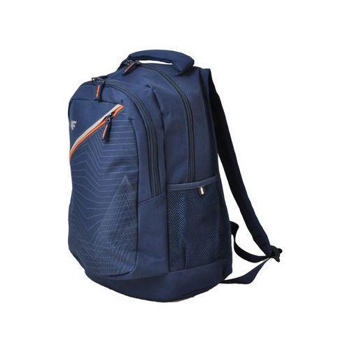 Plecak sportowy pcu004  - granatowy - granatowy od producenta 4f