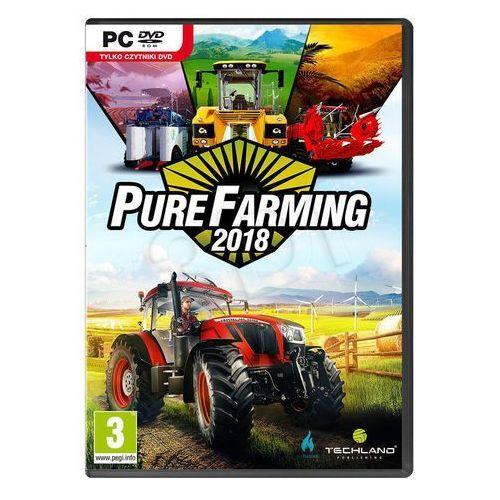 Pure Farming 2018 (PC). Najniższe ceny, najlepsze promocje w sklepach, opinie.