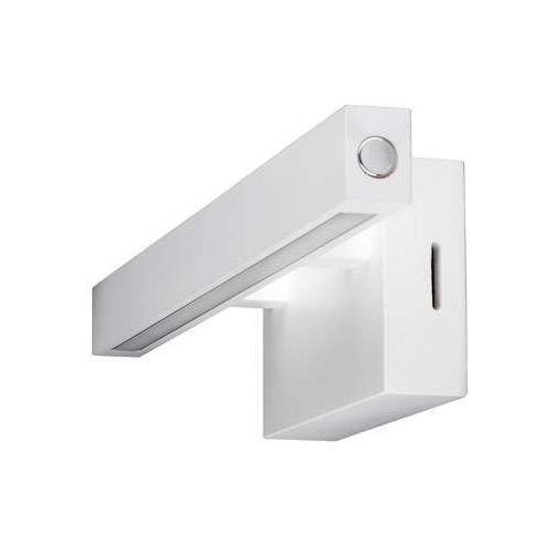 smal 1507142 kinkiet lampa ścienna 1x5,3w led 3000k biały marki Spot light