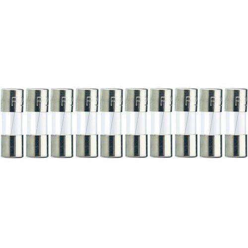 Eska Bezpiecznik 5 mm x 15 mm 0.315 a 250 v szybki -f-  515612 zawartość 500 szt. (2050002877054)