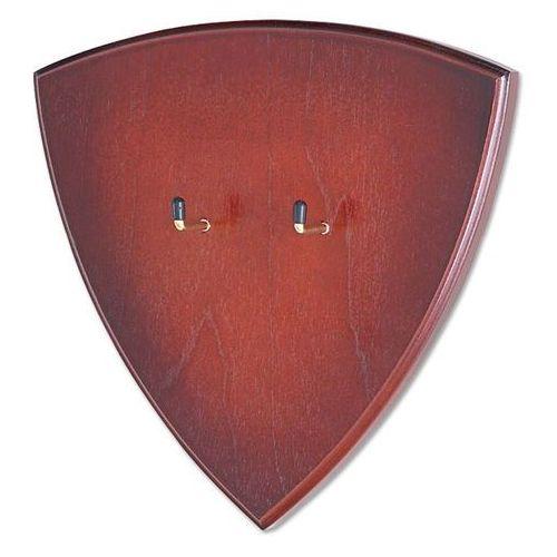 Usa Drewniana zawieszka na ścianę dla małych mieczy i sztyletów