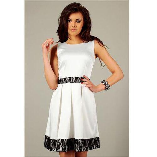 Sukienka Model Elodie Ecru