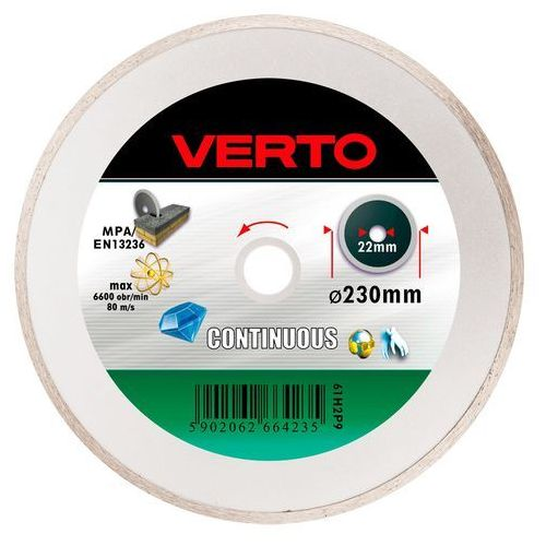 Verto Tarcza 61h2p9 (5902062664235)