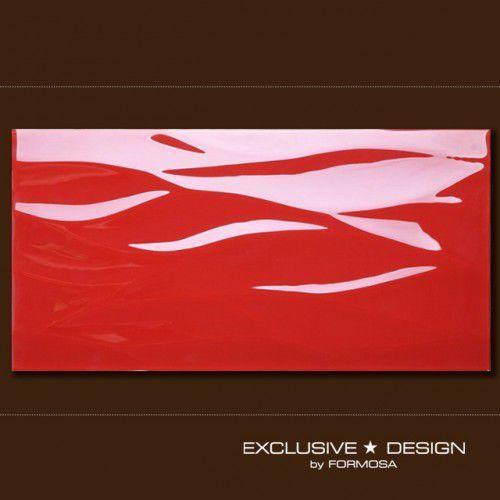 MIDAS płytka 3D New Rinsve red 600x300x8 mm A-TGL08XX-013