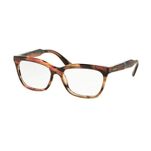 Okulary korekcyjne pr24svf journal asian fit ueo1o1 marki Prada