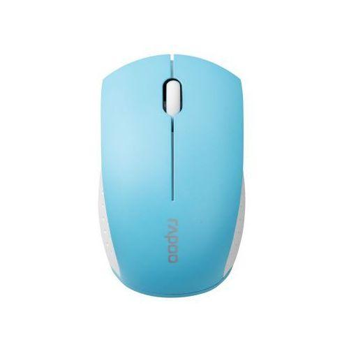 Mysz HAMA Mini 3360 Rapoo 2.4G Niebieski - Dobra cena!