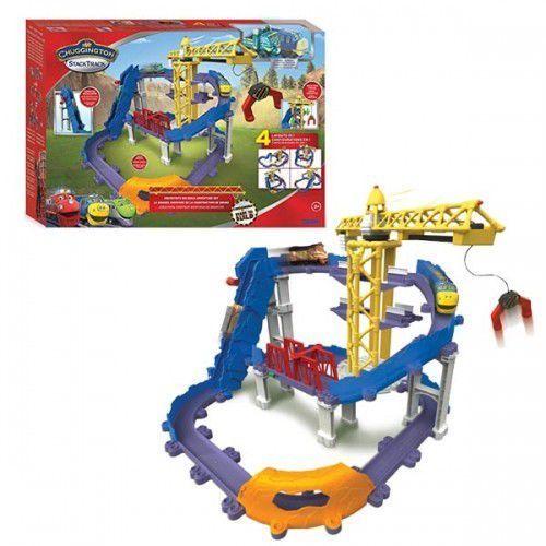 Zabawka TOMY LC54241 Przygoda z wielkim dźwigiem